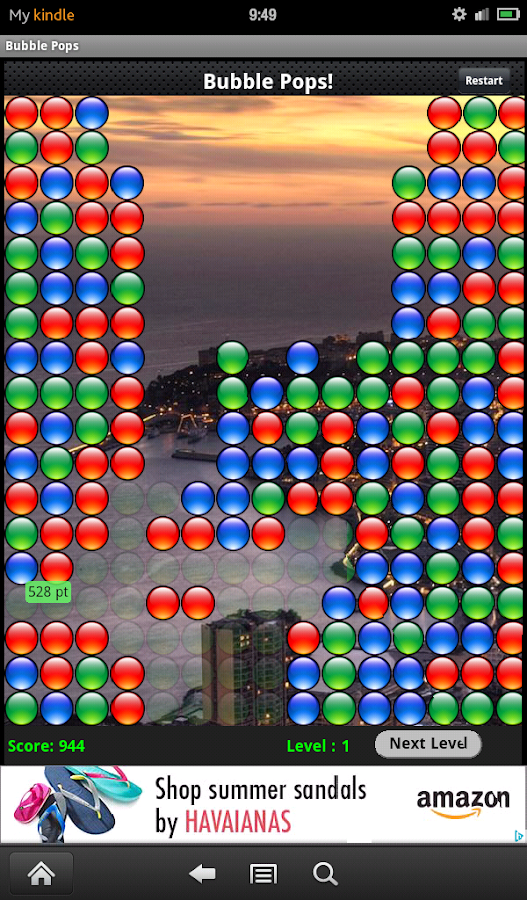 Bubble Pops 2- screenshot
