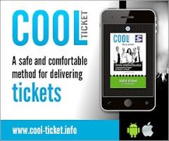 Screenshot of Cool Ticket