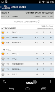 U.S. Open Golf Championship - screenshot thumbnail