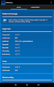 Meteoino screenshot 7