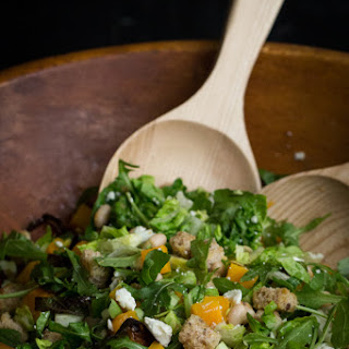 White Bean and Butternut Squash Salad
