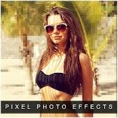 Pixel Photo Effects