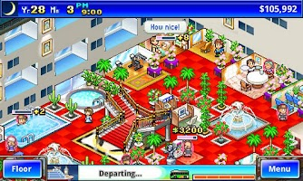 Screenshot of World Cruise Story