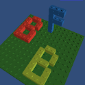 Block Free Builder 3D icon