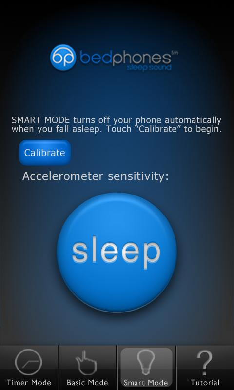 Bedphones Music Controller- screenshot