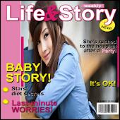 Magazine Cover Frame DIY