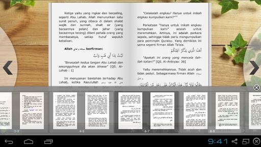 Tafsir Surat Al - Lahab