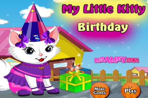 マイ·リトル·キティ誕生日