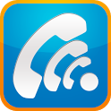 WiCall : VoIP call, Wifi call icon