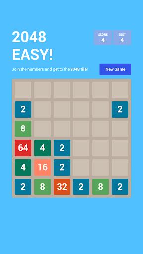 Puzzle 2048 EASY