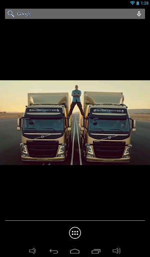 Volvo trucks - Epic split