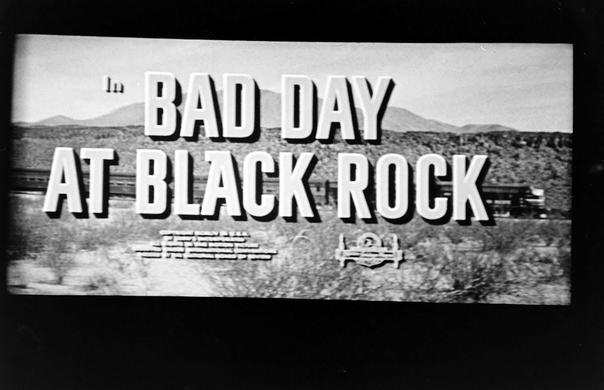 Bad Day At Black Rock- Movie With Spencer Tracey