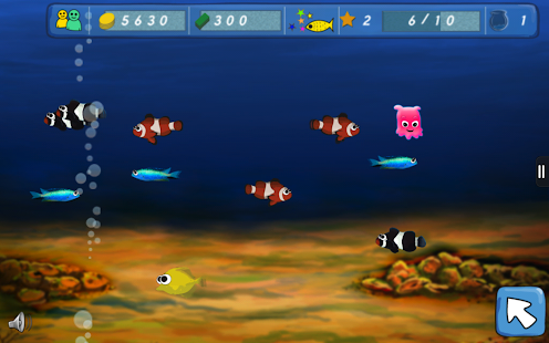 Game doodle fish farm apk for windows phone android for Kansas fish and game