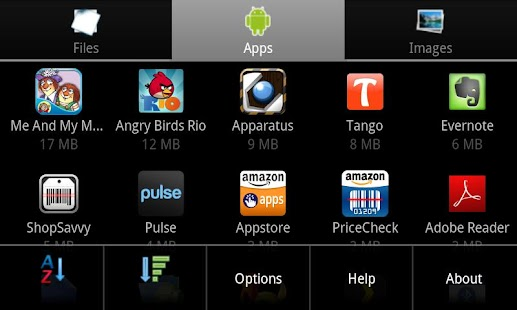 Explorer-Lite for Anroid- screenshot thumbnail