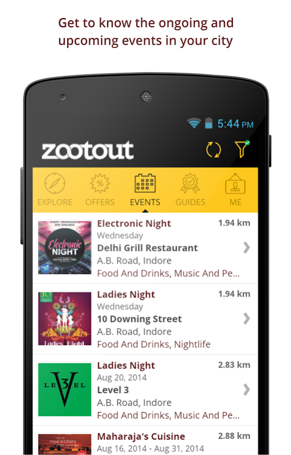 ZOOTOUT - screenshot
