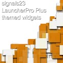 LauncherPro Plus s23 CLOUDS logo