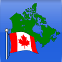Canada Provinces Geo Memory