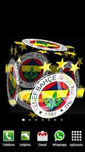 Cep Fenerbahçe Canlı Duvar Kağıdı Resimler