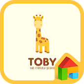 giraffe toby dodol theme