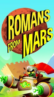 Romans From Mars- screenshot thumbnail