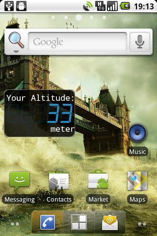 Exact Altimeter- screenshot