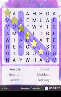 Word Search +- screenshot thumbnail