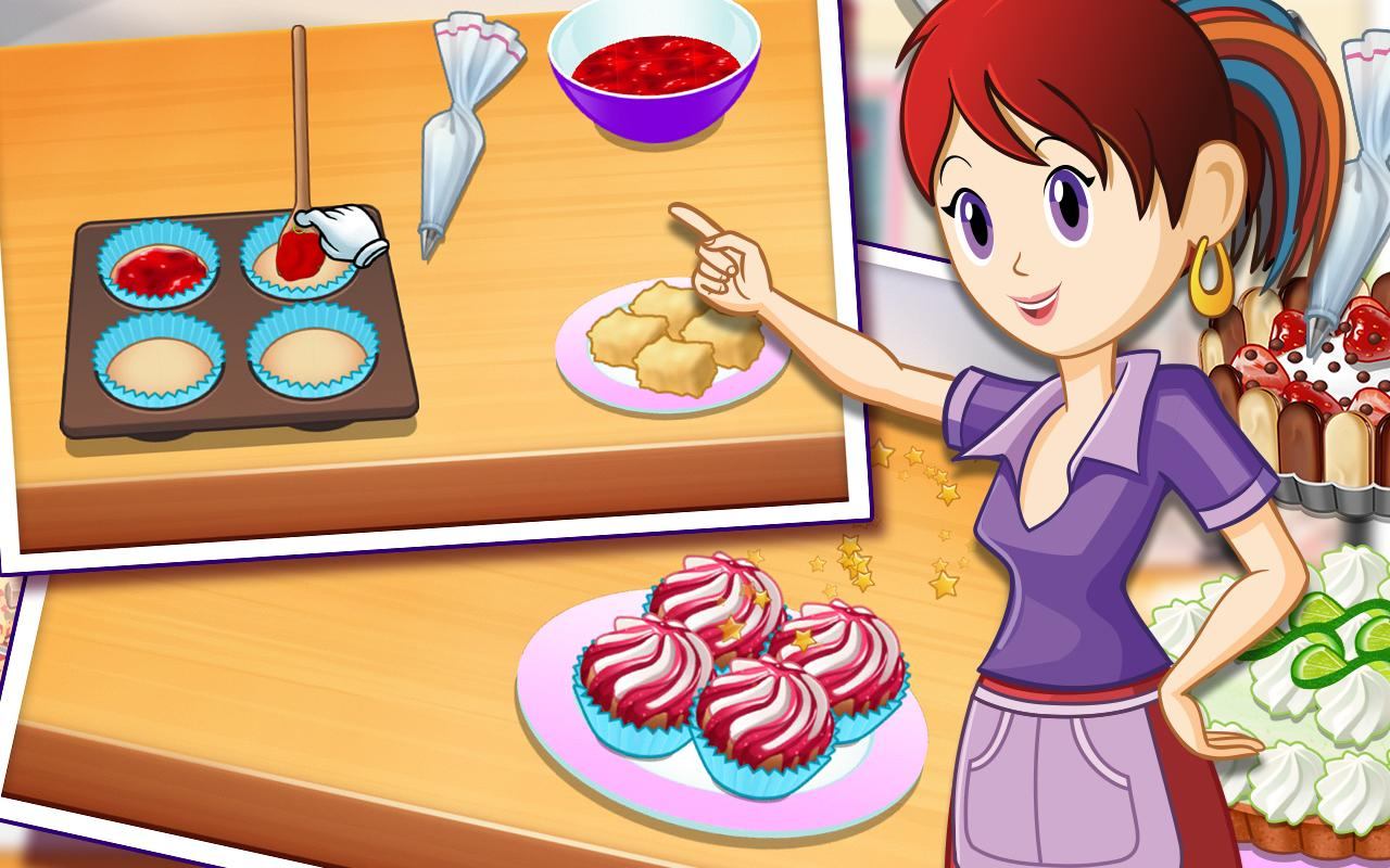 Sara's Cooking Class:Cook it ! - screenshot