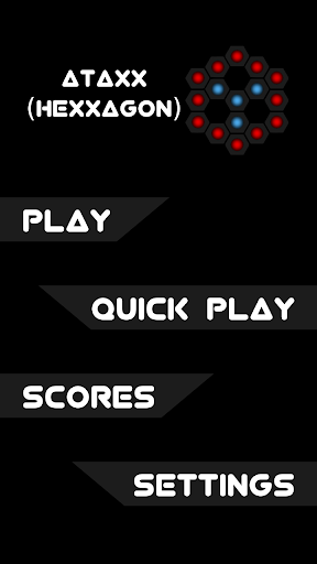 2 Player: Ataxx Hexxagon