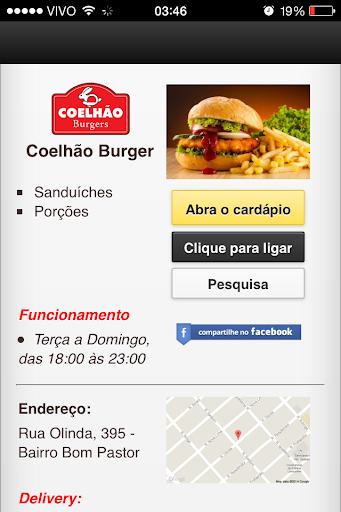 Coelhão Burger