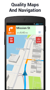 AT&T Navigator: Maps, Traffic - screenshot thumbnail