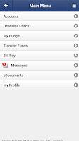 Screenshot of CFE Mobile Banking