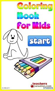 Coloring Book for Kids - screenshot thumbnail