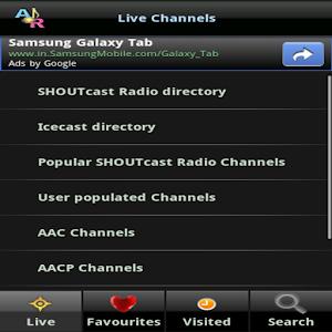 A Online Radio 音樂 LOGO-玩APPs