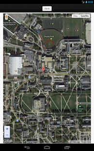 Campus Maps- screenshot thumbnail
