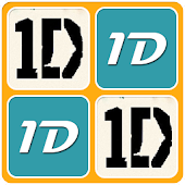 One Direction Pair Game