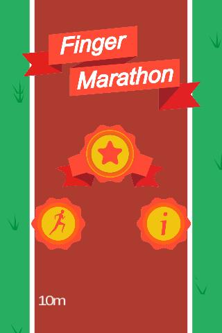 Finger Marathon