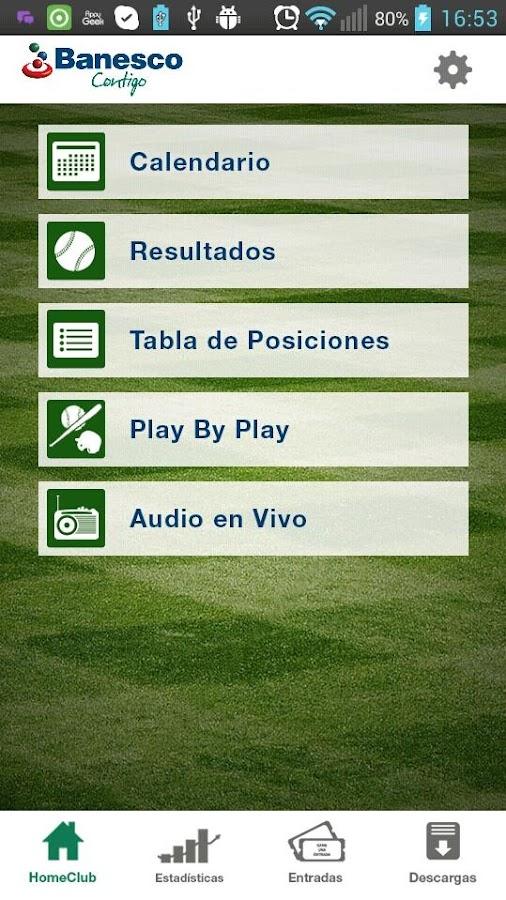 HomeClub Banesco- screenshot
