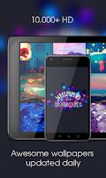 Screenshot of Wallpapers & Backgrounds