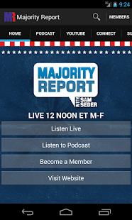 Majority Report- screenshot thumbnail