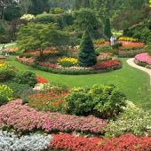 Canada Garden Jigsaw Puzzle