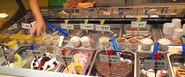 邦比諾Bambino義式冰淇淋 當季水果與在地頂級食材製作的高C/P值義大利手工冰淇淋