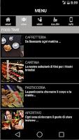 Screenshot of Baessato Padova bar