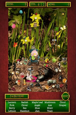 Hidden Objects Easter - screenshot