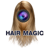 Spacial Hair Magic