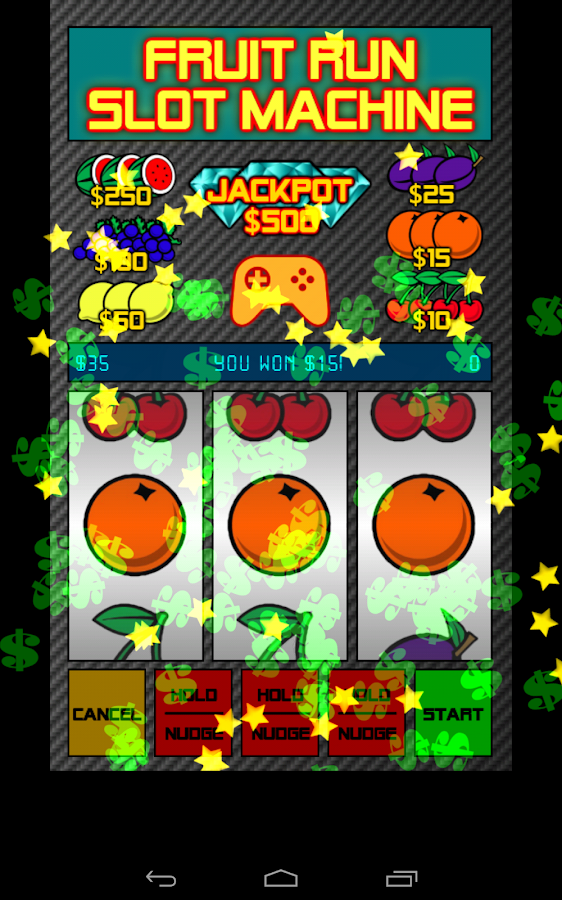 all fruit slot machine cheating devices