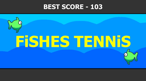 Fishes Tennis