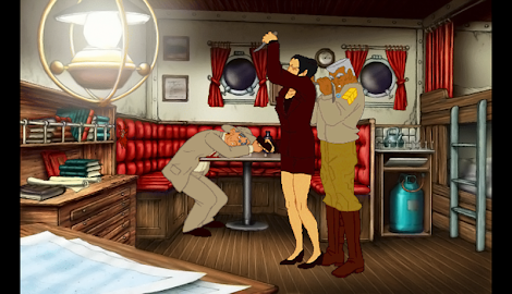 Broken Sword 2: Remastered Screenshot 31
