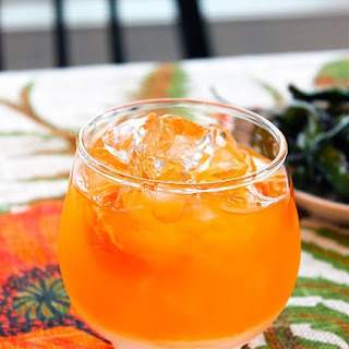 Clementine Cocktail.