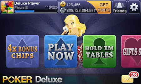 Texas HoldEm Poker Deluxe 1.5.0 screenshot 7303
