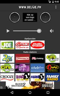 Belgie.FM - Radio - náhled